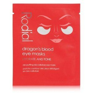 Rodial Dragon's Blood Hydrate & Tone Eye Masks x2